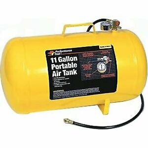 Performance Tool Portable Air Tank W10011