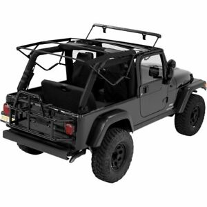 Bestop Kit Soft Top Hardware New Jeep Wrangler 2004 2006 55003 01