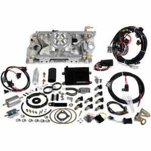Holley Fuel Injection Kit Gas New 550 811