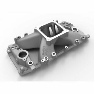 Holley 300 564 Intake Manifold For 68 74 Chevy C10 Pickup 67 72 Camaro Front