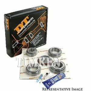 Drk311a Timken Differential Bearing And Seal Kit Rear New For