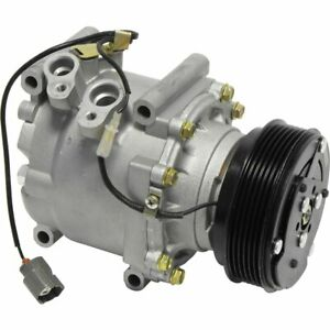 Uac A C Ac Compressor New With Clutch Coupe For Honda Civic Co 10541ac