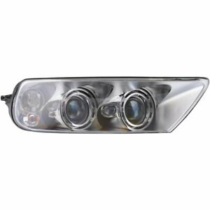 Valeo Hid Headlight Lamp Driver Left Side New For Vw Lh Hand 88403