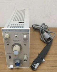 Tektronix P6302 Current Probe With Am503 Amplifier
