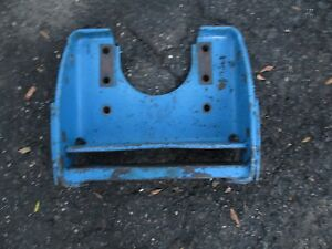 1974 Ford 8600 Farm Diesel Tractor Draw Bar Cradle Hitch Bracket Free Ship