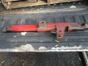 1972 International 1466 Diesel Farm Tractor Lift Up Arms Left Right Free Ship