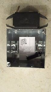 Electrical Square Welded Box 4 In 2 1 8 Deep 1 2 3 4 In Tko s 25 pack e5