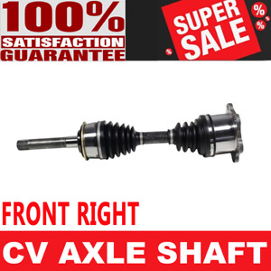 Front Right Cv Joint Axle Shaft For Toyota 4runner 86 95 Pickup 86 95 4wd