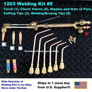 Victor Type Heavy Duty 310c Cutting Torch Welding Kit 5 us Supplier