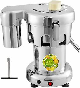 Juice Extractor 370w 176lbs hr Juicer Extractor Machine Commercial