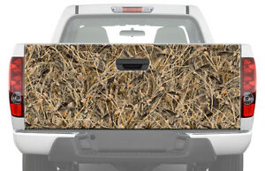 Tallgrass Duck Camouflage Tailgate Graphic Decal Sticker Truck Pickup Wrap
