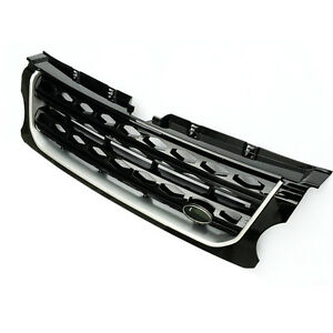 For Land Rover Discovery Lr4 2014 16 Black Main Body Front Grille Trim Replace