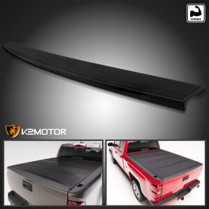 For 2014 2018 Chevy Silverado Sierra 1500 Tailgate Molding Top Protector Cover