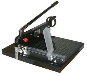 Authentic Guillotine Paper Cutter Come 2700 Heavy Duty Stack Paper Cutter