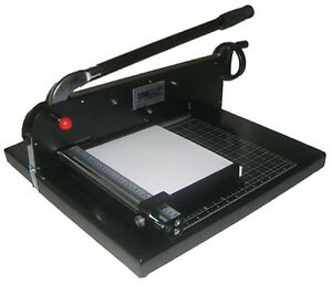 Guillotine Stack Paper Cutter Machine Timmer full Warranty Come2770ez Heavy Duty
