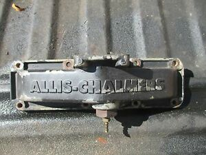 Allis Chalmers F3 Gleaner 6080 Tractor Turbo Diesel Inner Cooler Air Cover