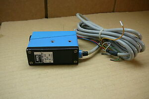 Nta6 n112 Sick Photoelectric Sensor Switch Demo Unit 1007862 Nta6n112