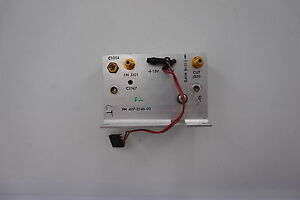 Tektronix 407 2148 00 Amplifier Assembly With Bracket