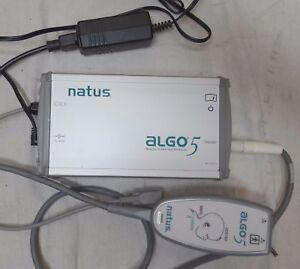 Natus Algo 5 Newborn Hearing Screener With Probe