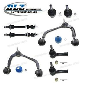 Brand Dlz 8pcs Complete Front Suspension Kit For Ford F 150 Truck 2wd Mark Lt