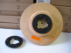 Sandpaper Holder Fits Your 17 Floor Buffer Free Spare 9200 Plate