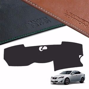 Custom Made Leather Edition Dashboard Cover For Lexus Is250 2006 2012