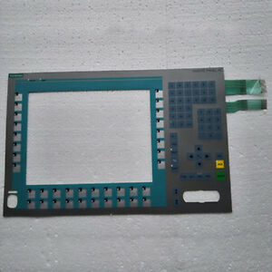 1pc Membrane Keypad Panel For Siemens 12 K 677 877 6av7812 0bb1 Rohs Compliance