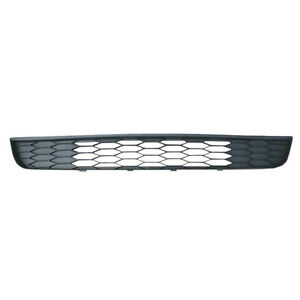 For Ford Edge 2 0 3 5 2011 2014 Black 1pc Front Grille Lower Part Vent Trim Set