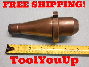 Nmtb 40 1 2 500 Solid End Mill Style Tool Holder Machine Shop Tooling