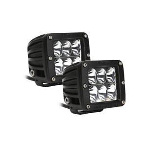 All Makes And Models Rigid 2 Driving White D2 Led Light