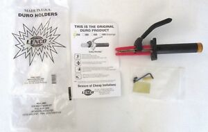 Usa Made Lenco Duro 250 Amp Stinger Welding Electrode Holder Insulated 1 0 Cable
