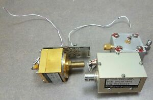 International Microwave Mixer pre amp P n 7901079 4 And 31057 Rx B 14 2