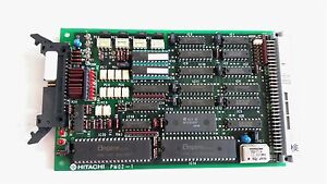 Hitachi Used Pm02 1 Pcb Board For M 511e Microwave Plasma Etching System
