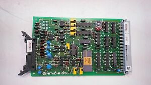 Hitachi Used Epdi i Pcb Board For M 511e Microwave Plasma Etching System