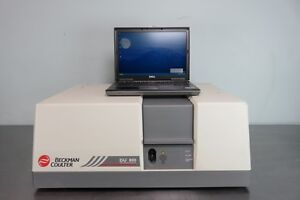 Beckman Du800 Uv vis Spectrophotometer With Warranty