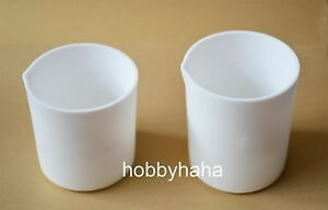 1l Ptfe Beaker Lab Cup Measuring Cup For Chemistry Lab 1000ml