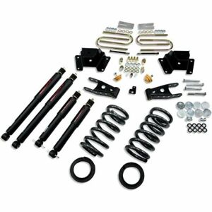Belltech Lowering Kit New F150 Truck Ford F 150 1997 2003 917nd