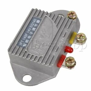 Electronic Generator With Light Support Automobile Universal Regulator 14v 1000w