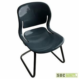 Herman Miller Fiberglass Shell Chair Blue Ship Same Day