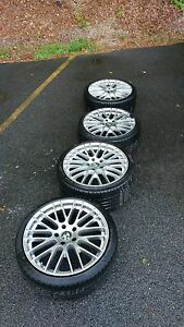19 Tsw Max Hyper Silver Wheels Tires Tpms