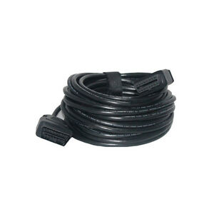 10 Meter For Obd2 16pin Male To Female Connector