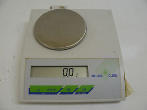 Mettler Toledo Digital Lab Bd601 Portable Analytical Balance Scale 600g X 1g