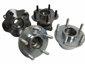 Isr 5 Lug Front And Rear Conversion Hubs For 89 94 Nissan 240sx Is 5lg kit