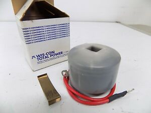 Nos Wisconsin Engine Coil 90fwm2514s
