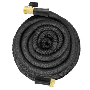 Big Boss Xhose Pro Dac 5 Expandable Garden Hose With Brass Fittings 4 Sizes