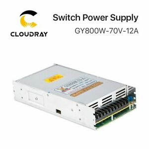 Switch Power Supply 70v 12a 800w For 86 Stepper Motor Driver Cnc Laser Engraver