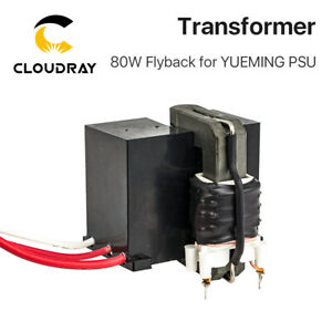 High Voltage Flyback Transformer For Yueming Co2 Laser Power Supply Jg1500 Jcy 1