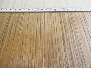 Indian Teak Composite Wood Veneer 24 X 48 On Paper Backer 1 40th Thickness