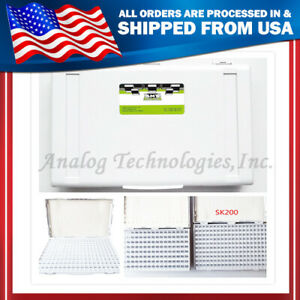 Smd Organizer 200 Compartments Storage Box For Resistor