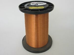 32 Awg 7 Lbs Ppe Invemid 200 Single Enamel Coated Copper Magnet Wire